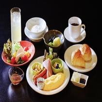 【朝食】洋食のお料理イメージ