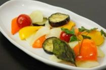 野菜のオーブンサラダ