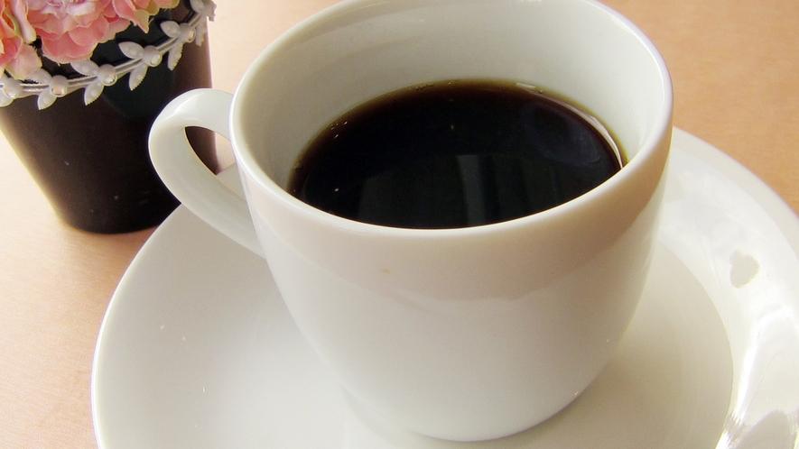 ■朝食のコーヒー