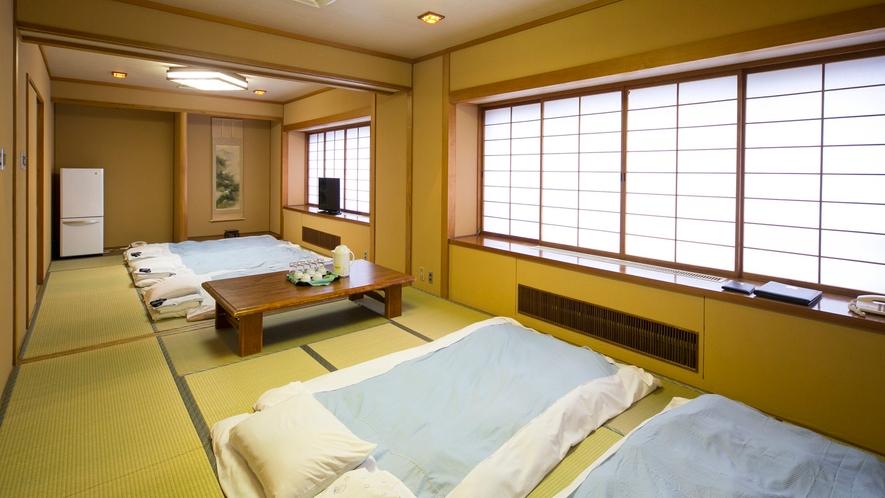■和室(10+10畳)