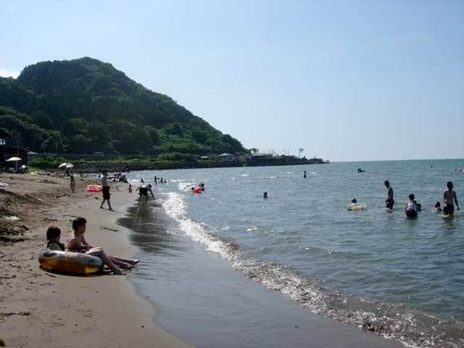 夏休み日本海海水浴プラン