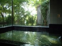 麦飯石温泉お風呂