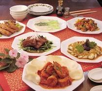 ある日の夕食:中華メニュー