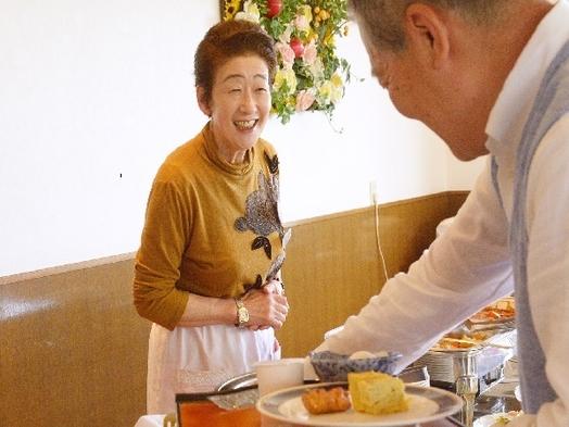朝食ビュッフェ☆津軽の朝ごはん付きプラン♪★駐車場無料★