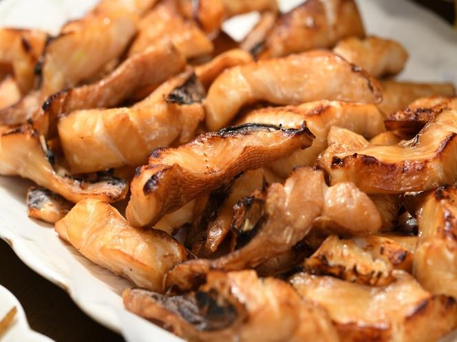 朝食 焼き魚(日替り)