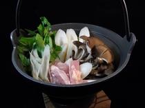 """きりたんぽ鍋 -pot """"kilitanpo""""-"""
