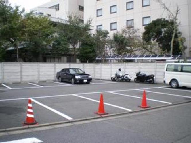 駐車場(50台収容・先着順)