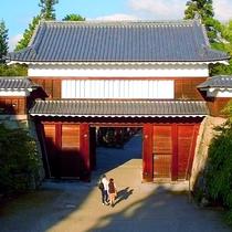 上田城/櫓門