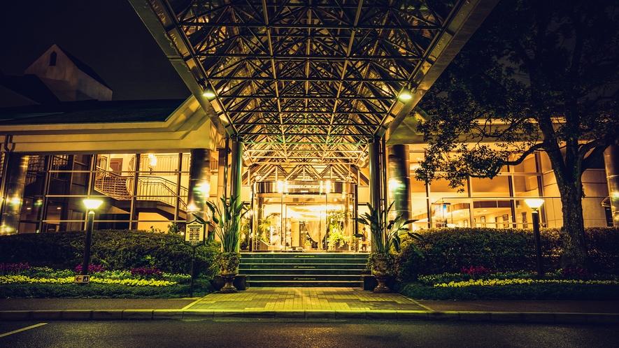 *ホテルフロント 外観