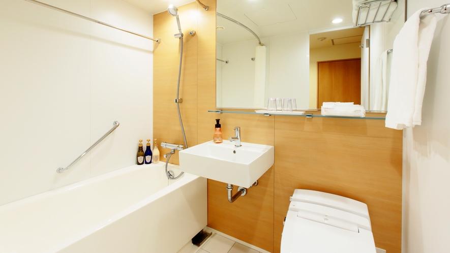 【コンフォートツイン】バスルーム一例