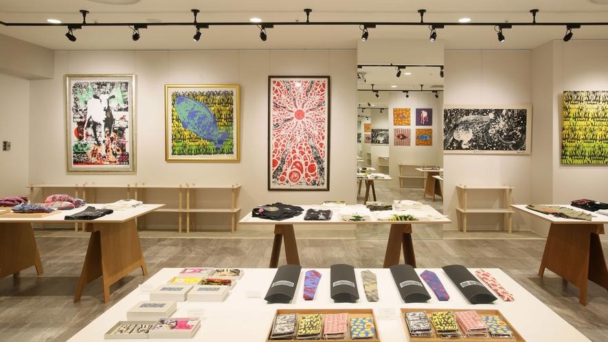 【イベント】1階The ART SHOPギャラリーで島のアート・カルチャーを紹介する企画展を常時開催