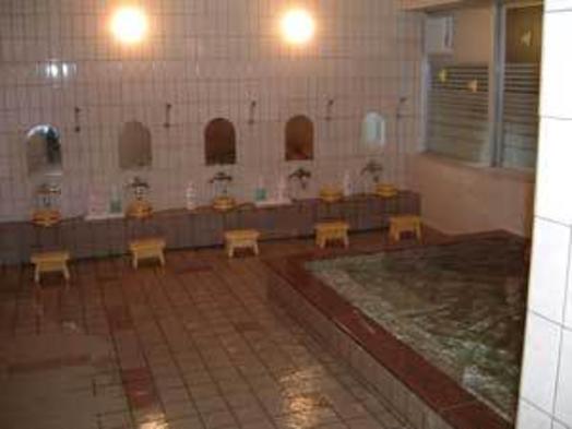 【夕食朝食付】【駐車場無料】ツインルームで湯ったり2食付プラン【ツインルーム】【大浴場】