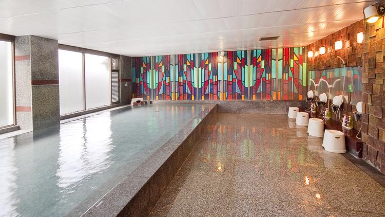 大浴場:内風呂「玉肌の湯」