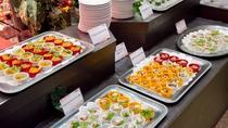 和洋ビュッフェでは、数種類のテリーヌもございます。