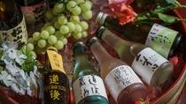 愛媛に旅行に来たからには、ぜひ「地酒」をご堪能下さい!