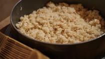 愛媛の郷土料理の一つ「鯛めし」