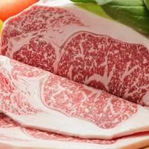 選べる一品料理の一つ 伊予牛(イメージ)