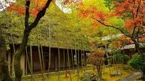 宴会場「竹寿庵」