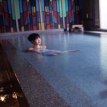 大理石風呂(内風呂)