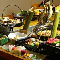 お料理:会席