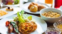 (休止中)朝食ブッフェ「彩り豊かなブッフェをお愉しみください」