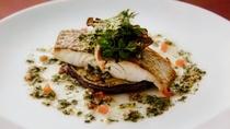 【2食付】フルコースディナー◇最上階レストランでフルコースをお愉しみください。(写真はイメージです)