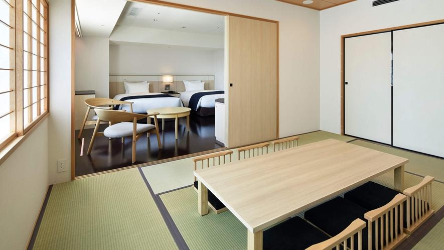 JAPANESE STYLE / コンフォート和洋室 56.1㎡