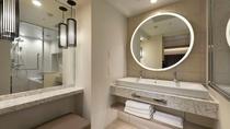 セパレートバスルーム / デラックストリプル・クアッドルーム