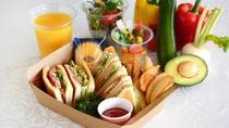 【お部屋で朝食プラン】アメリカンクラブハウスサンド ※イメージ写真