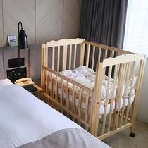1歳未満のお子様にはベビーベッドを貸出しております