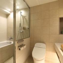 「ツインルーム」 バスルーム