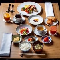 朝食 ブッフェ「和食もご準備しております」