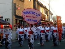 夏祭パレードその2