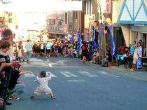 夏祭パレードその3