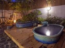 大浴場露天風呂「男湯」