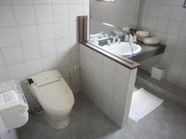 フォースルームのバスルーム