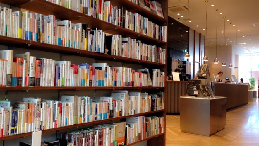 【八戸ブックセンター】全国的にも珍しい市が運営する書店です。