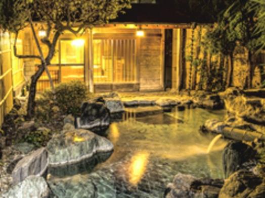 海を望む露天風呂付き客室が嬉しい♪食事なし【13800円】