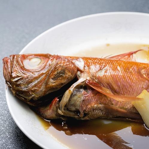 丸ごと*金目鯛の姿煮