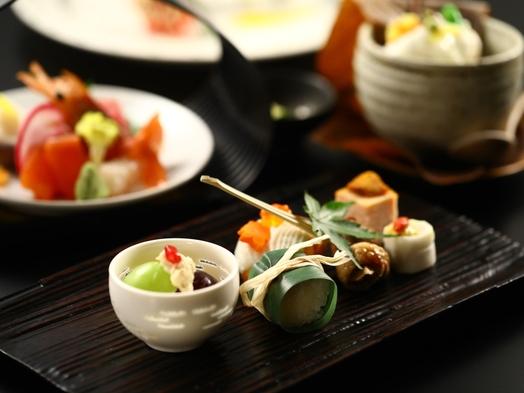 【和洋折衷プラン♪】総料理長こだわりの和洋会席とお寿司・てんぷら食べ放題♪