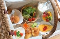朝食バスケットイメージ