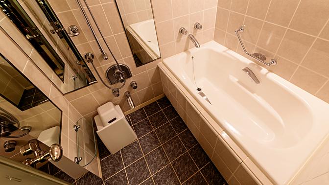 デラックスツイン 浴槽