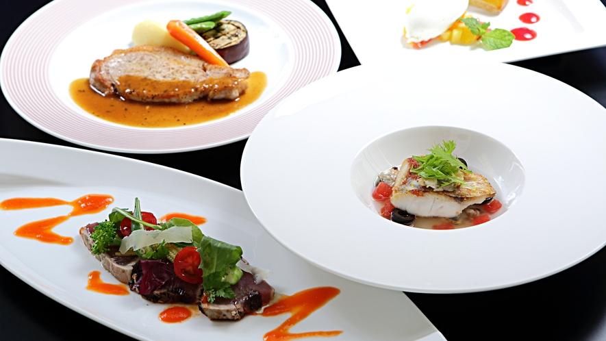 洋食コース「TOSAフレンチ」