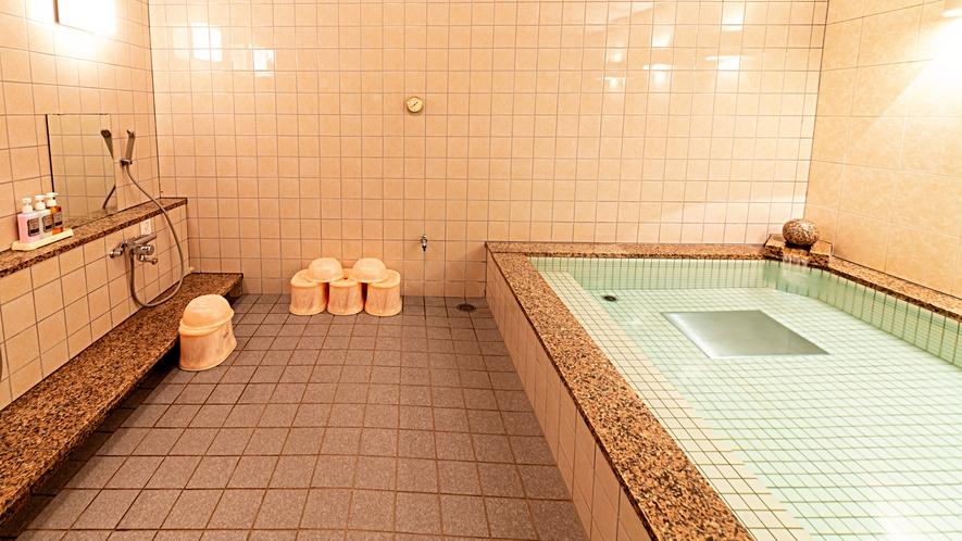 サウナバス「コスモス」浴場(女)