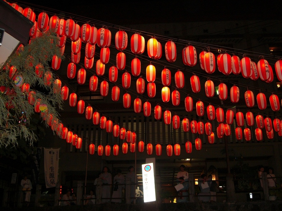 野沢温泉夏祭り
