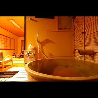 弐番館 2F(露天風呂付客室) 和室 12畳