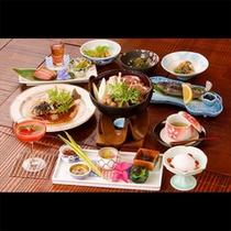 ◆岩魚づくし会席・おまかせ会席