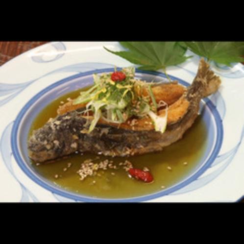 ◆イワナ料理一例