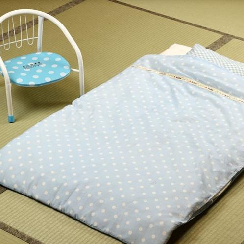 貸出用品【お子様用の椅子・寝具】