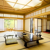 2階特別室一例